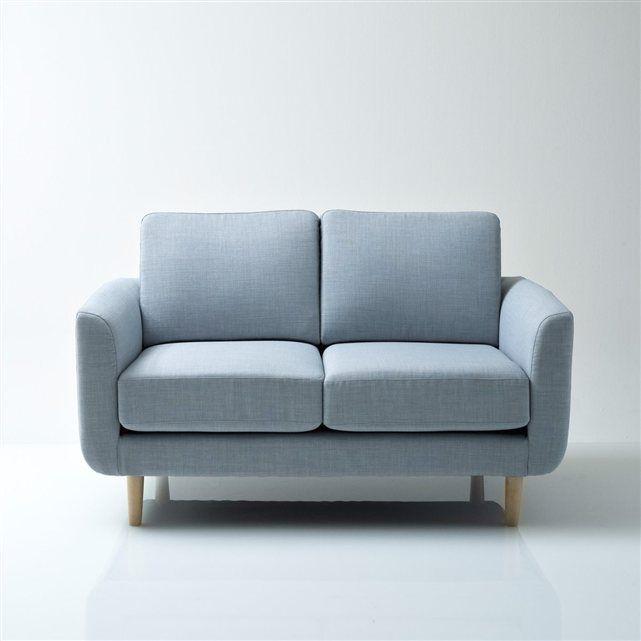 canap 2 places jimi la redoute interieurs canap. Black Bedroom Furniture Sets. Home Design Ideas