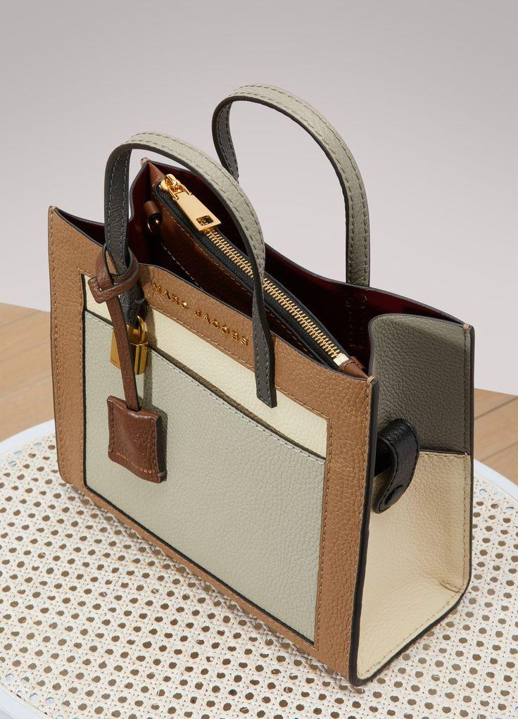 18aef4bc11 MARC JACOBS Mini Grind handbag - Sale! Up to 75% OFF! Shop at ...