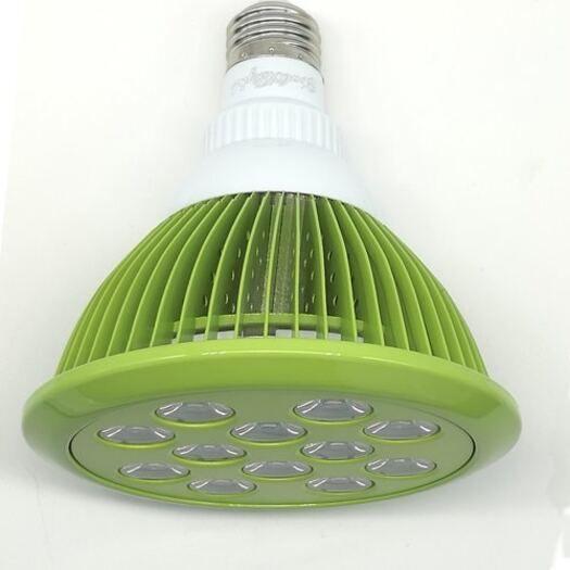 Photo of Youoklight 1PCS E27 24W Ac 85~265V 12 – Led Plant Grow Light – Mint Green- Green E27