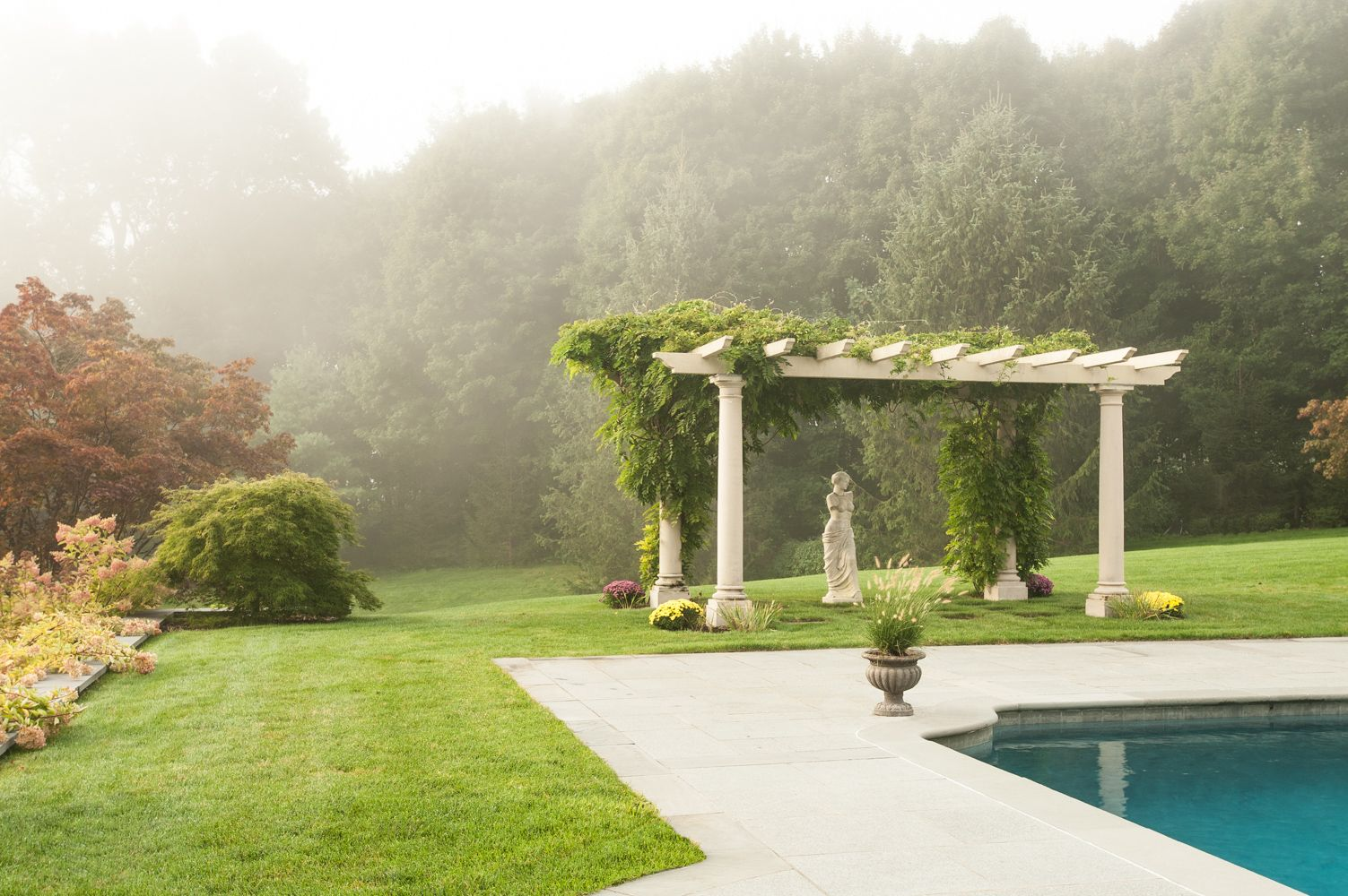 Design and Installation by Elise Landscapes