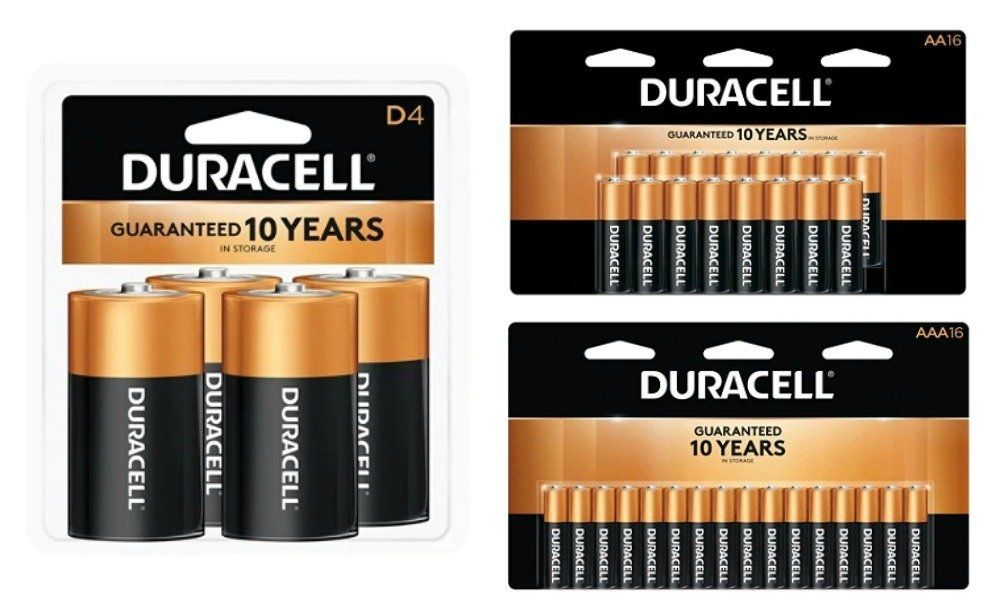 Up To 4 Free Packs Duracell Batteries After Rewards At Office Depot Max Duracell Batteries Duracell Batteries