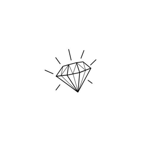 Art Daniellieee123 Tatuajes De Diamantes Diamante Dibujo Disenos De Tatuajes Tribales