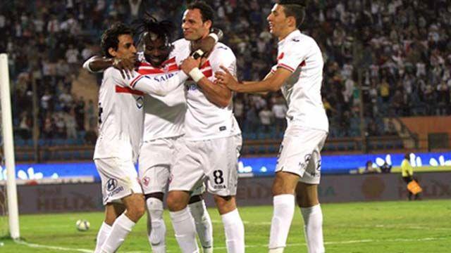 Chukwu Upbeat As Zamalek Arrives Todaysee Full Details Football Ranger Nigerian