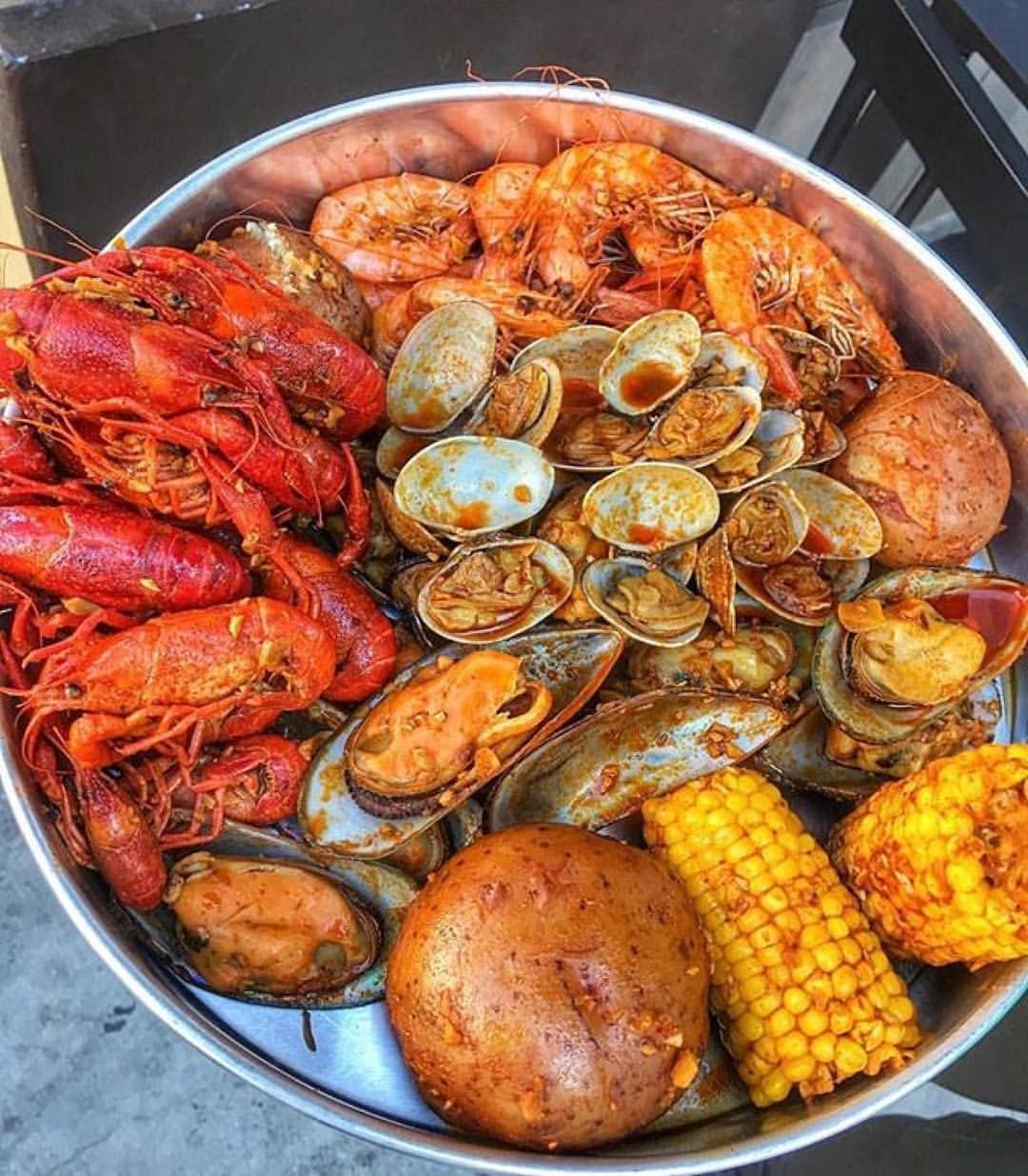 #seafoodboil