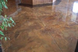 How to acid wash concrete acid stained concrete flooring achieves how to acid wash concrete acid stained concrete flooring achieves dazzling one of a kind design basement finishing ideas pinterest acid wash tyukafo