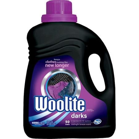 Woolite Darks High Efficiency He Liquid Laundry Detergent 100