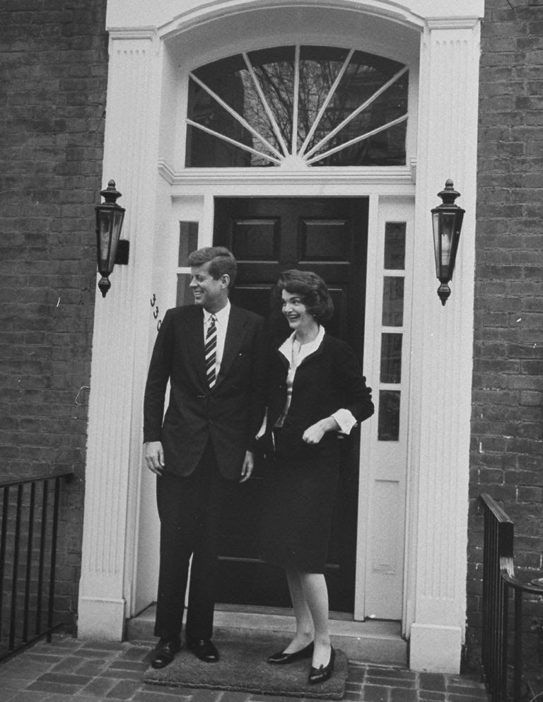Great American Couples Jfk and jackie kennedy, Kennedy