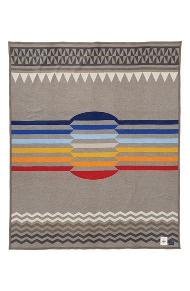 Pendleton Return Of The Sun Wool Blend Blanket Gifts For Me