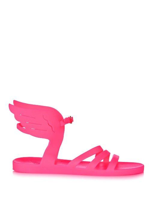 b30b17c1f880e Ancient Greek Sandals Ikaria rubber wing sandals