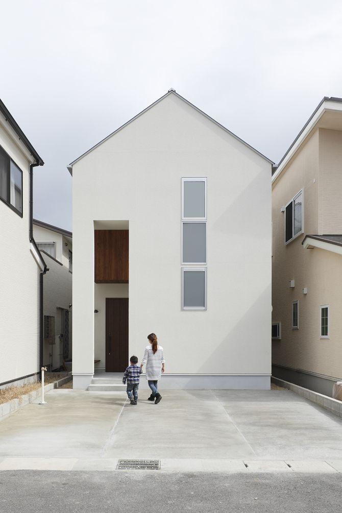 Japanese Architecture · ALTS Design Office: Hazukashi House
