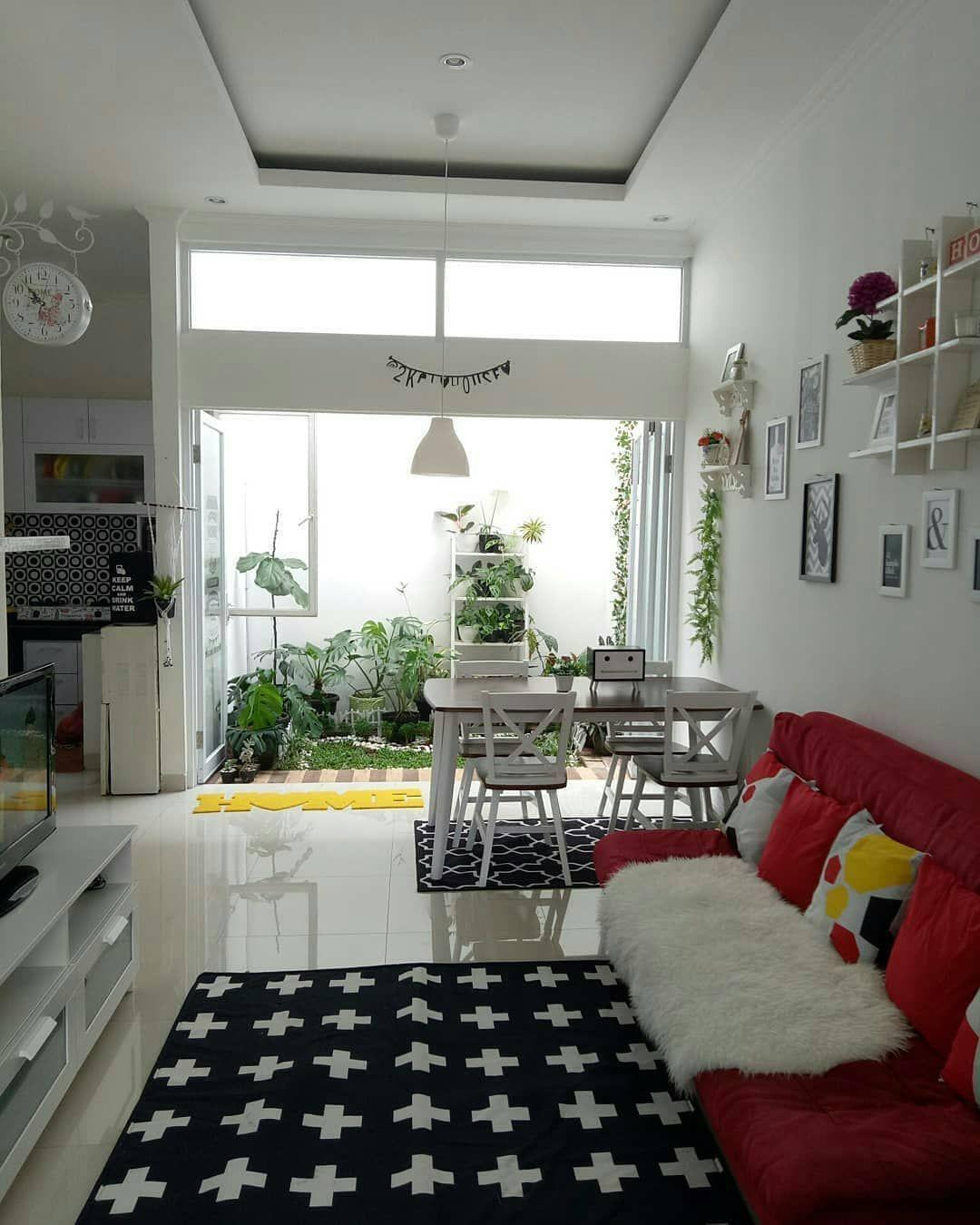 Rumah Impian Minimalis On Instagram Ruangan Makan Istimewa