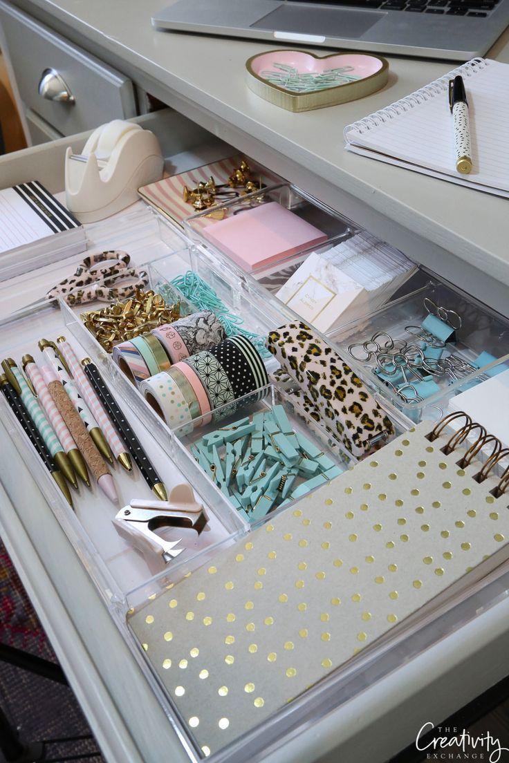 Photo of Tipps und Produkte zum Organisieren von kreativen Schubladen – #kreativen #organisieren #pro… – My Blog