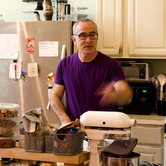 Farm-to-Restaurant Chef Peter Hoffman's Humble Yet Hardworking Kitchen — Kitchen Tour