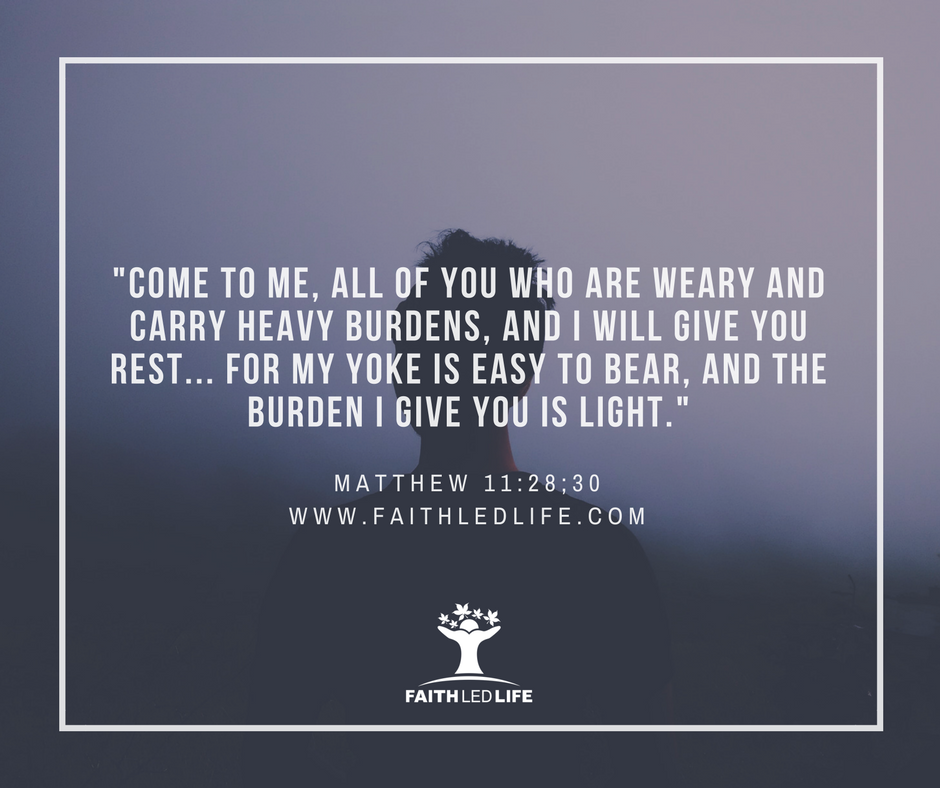 Jesus Can Give You Rest For Your Weary Head  Positive -5702