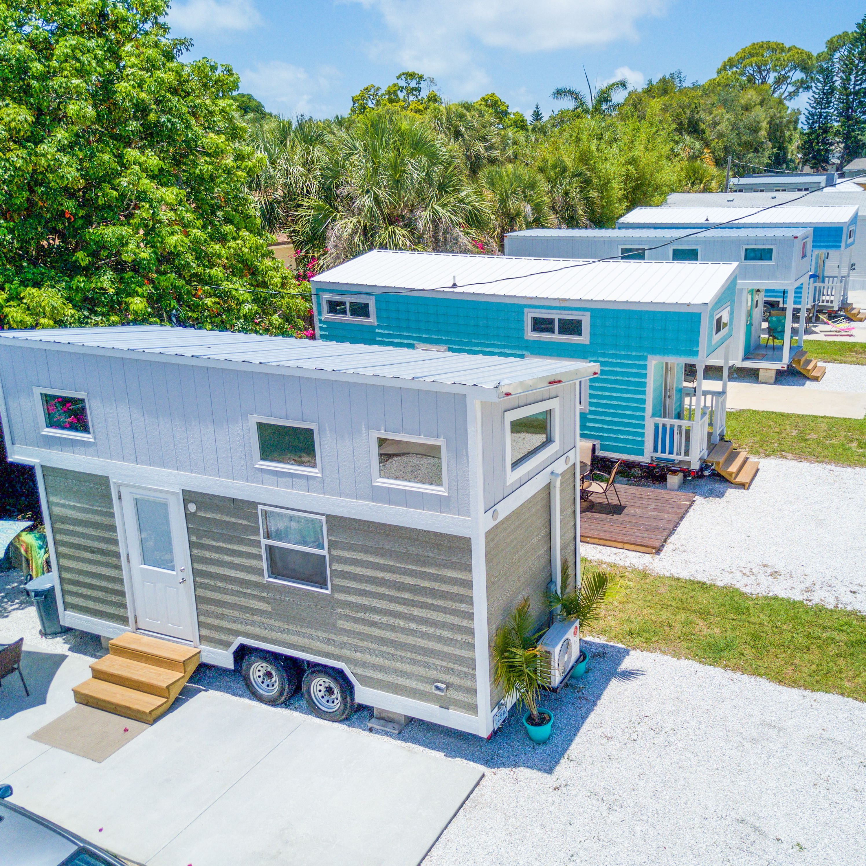 Tiny houses on the beach in florida - Tiny Houses By Siesta Key Sarasota Fl Take A Tiny House Siesta We Are Now Offering Tiny House Vacation Rentals Near The 1 Beach In The Us Siesta Key