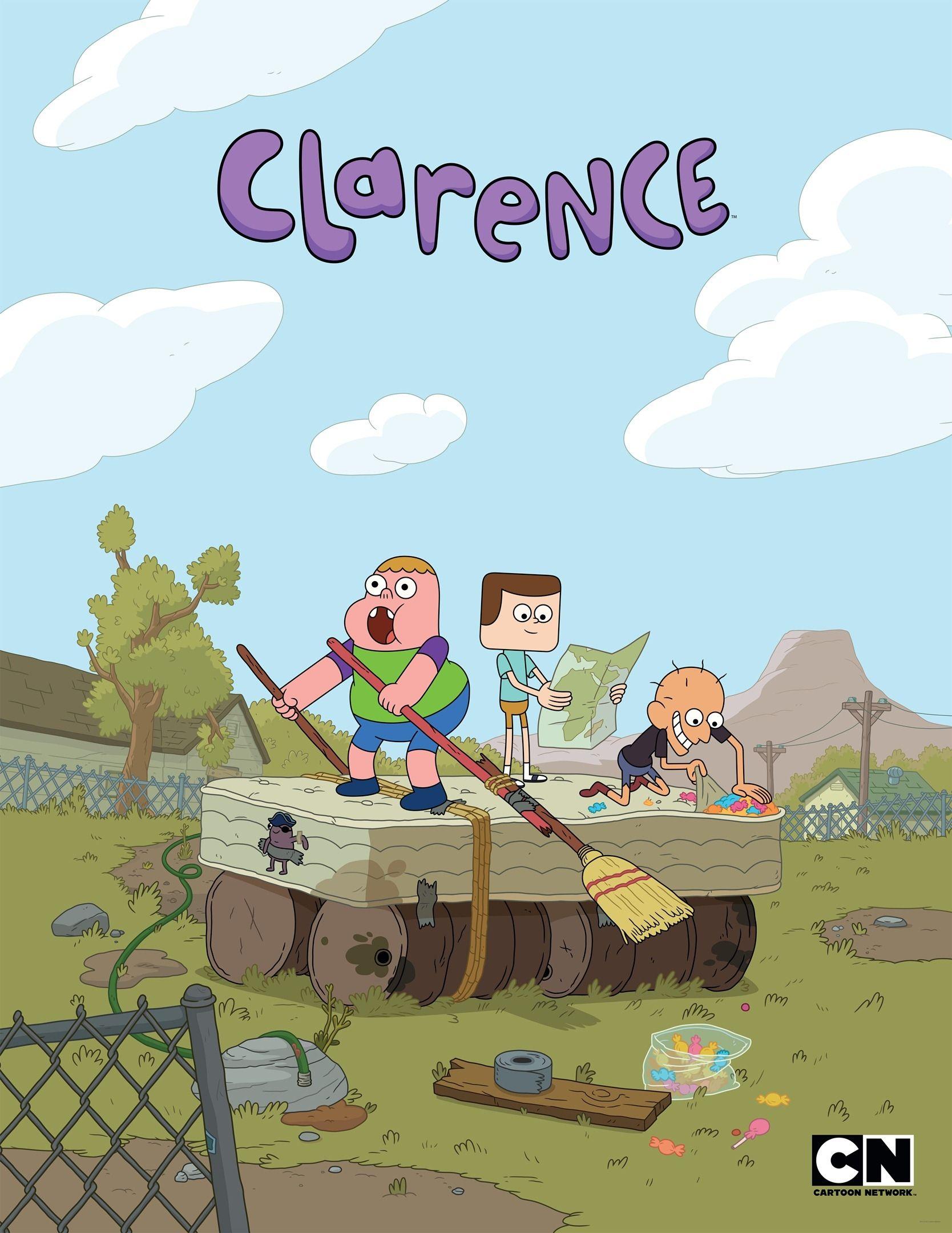 Clarence su Cartoon Network dal 22 Settembre in 1° TV