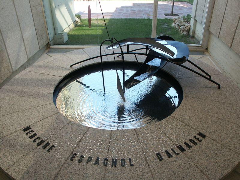 Liquid Mercury Fountain, insane it is glassed off