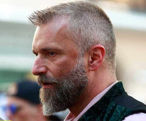 Photo of Striking Beard and Hairstyles for Men »Hairstyles 2020 New Hairstyles and Ha …