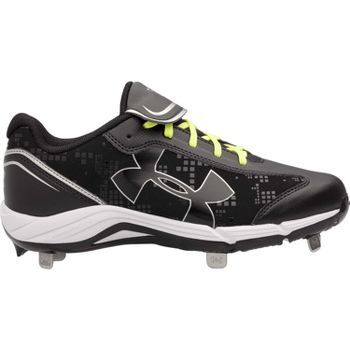 Under Armour Women\u0027s Glyde Low Metal Softball Cleats