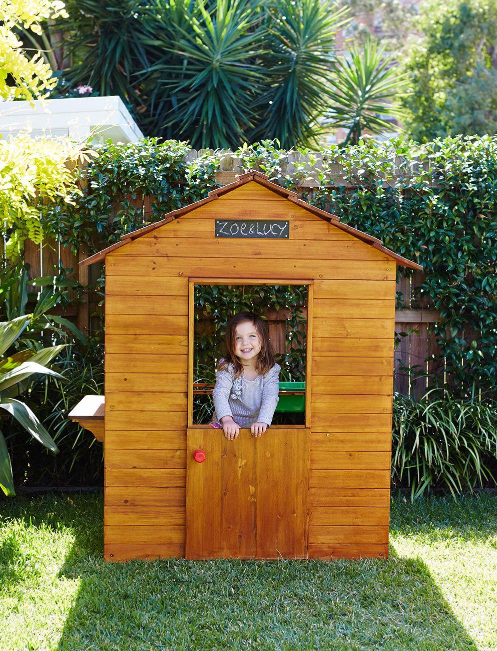 Kid Wooden Cabana In Cammeray Nsw Garden Design Landscape Design Dream Garden