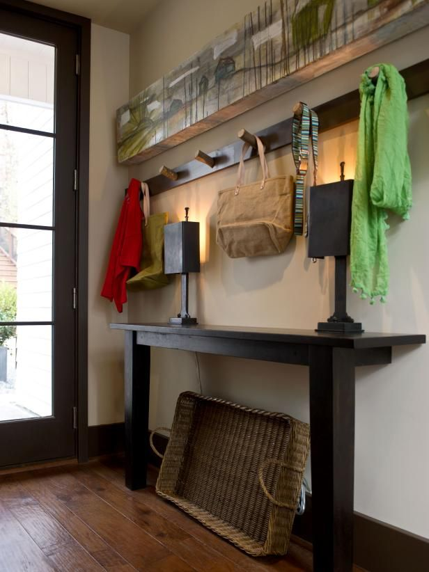 Check Out This Rustic Mudroom Design With Eco Friendly Storage For Coats  And Bags,