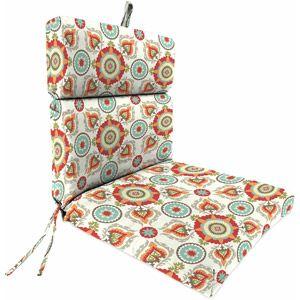 Jordan Manufacturing Outdoor Chair Cushion, Callo Prima