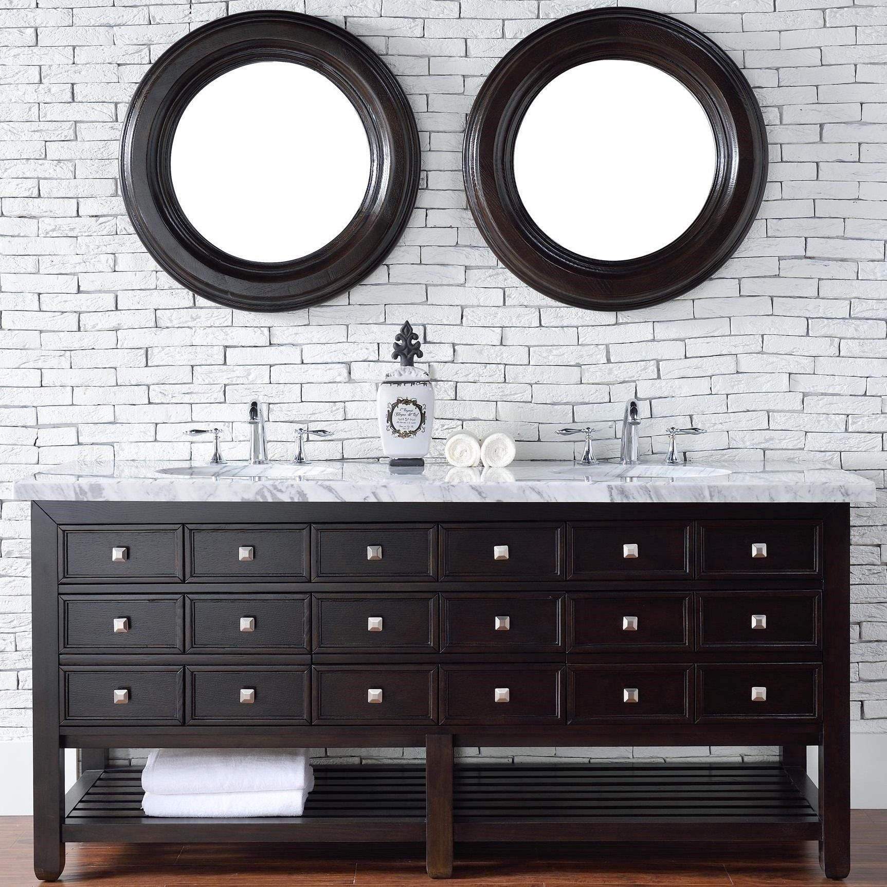 and james vanity savannah in op driftwood set double vanities mirror jmar martin