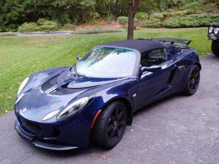 Lovely Lotus Elise