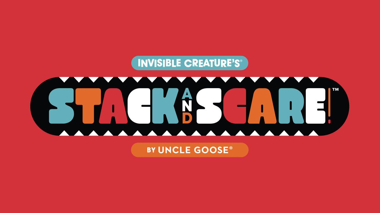 Stack And Scare! Teaser. Crafted from replenishable basswood and printed with non-toxic inks, the Stack And Scare series contains four stack...