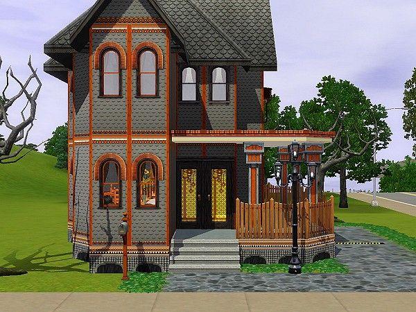 parsimonious the sims 3: houses, homes, community lots, rabbit hole