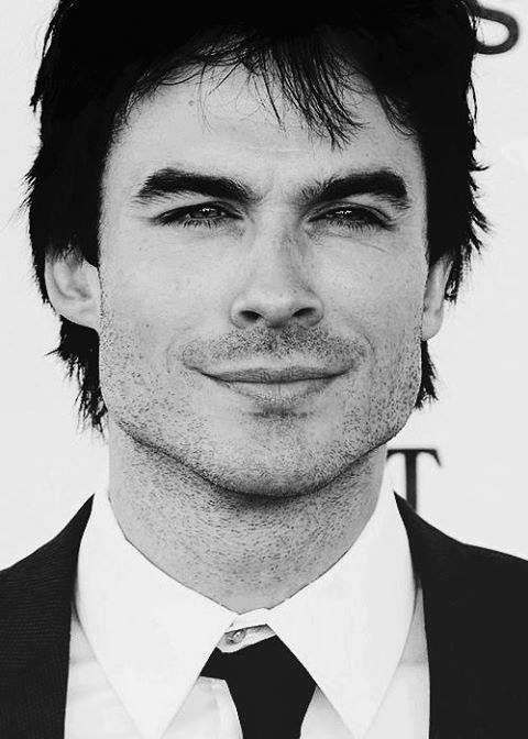 the vampire diaries - damon salvatore (ian somerhalder)