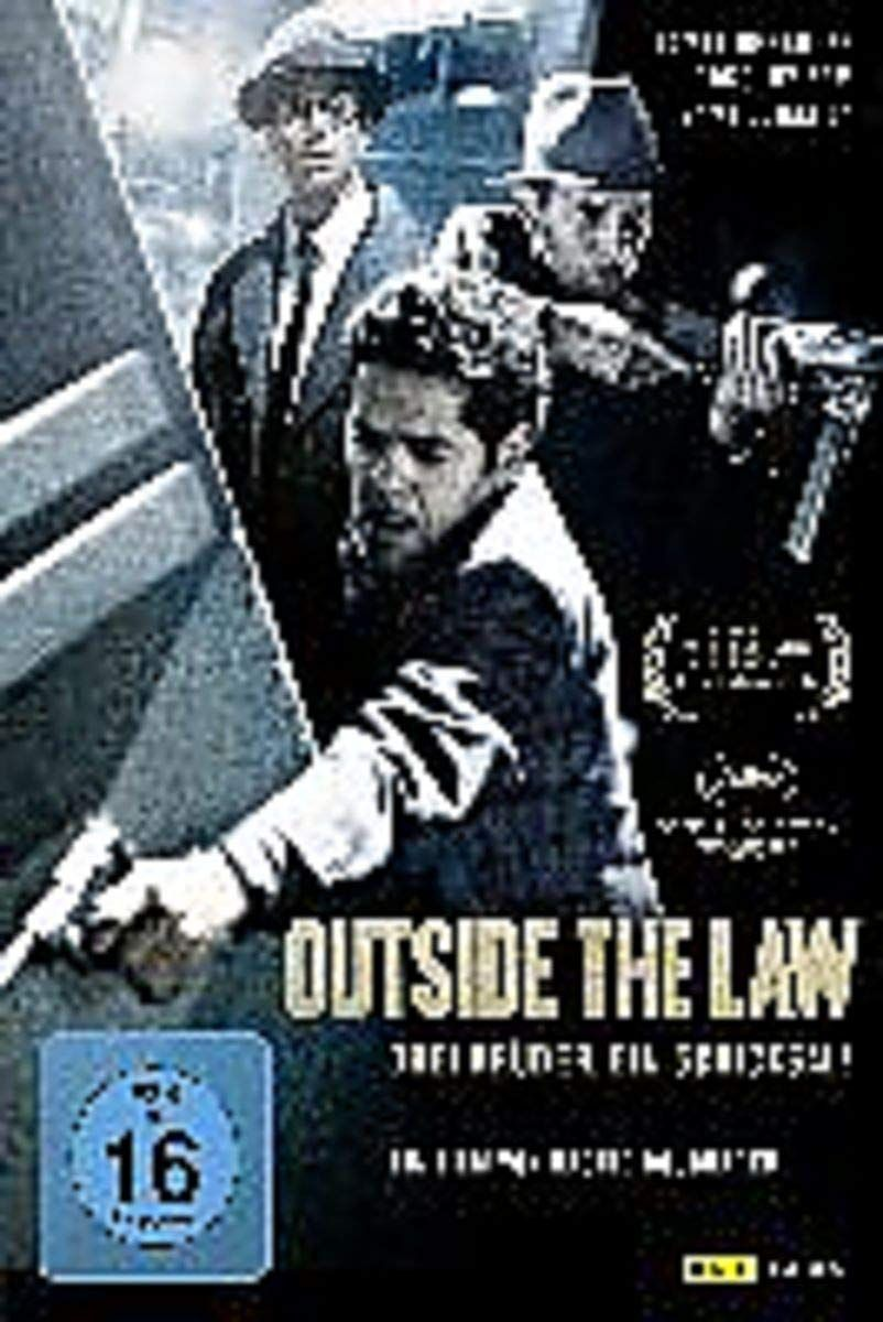Outside The Law Alemania Dvd Law Alemania