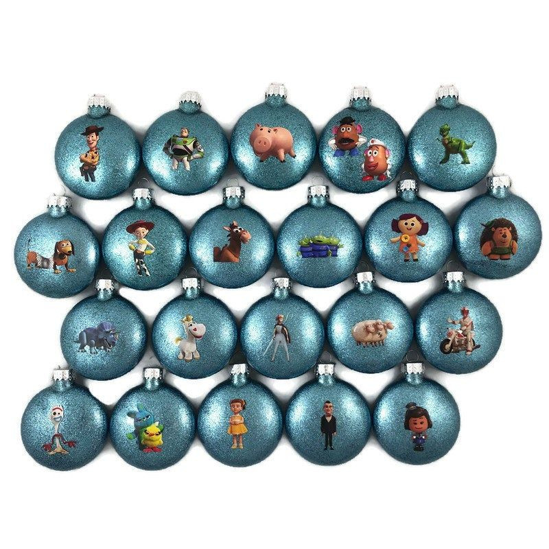 Toy Story Ornament Toy Story Christmas Ornament Toy Story 4 Ornament Forky Ornament Woody Ornament Toy Story 4 Gift Disney Toy Story Gifts Toy Story Gifts Disney Christmas Ornaments Christmas Ornaments