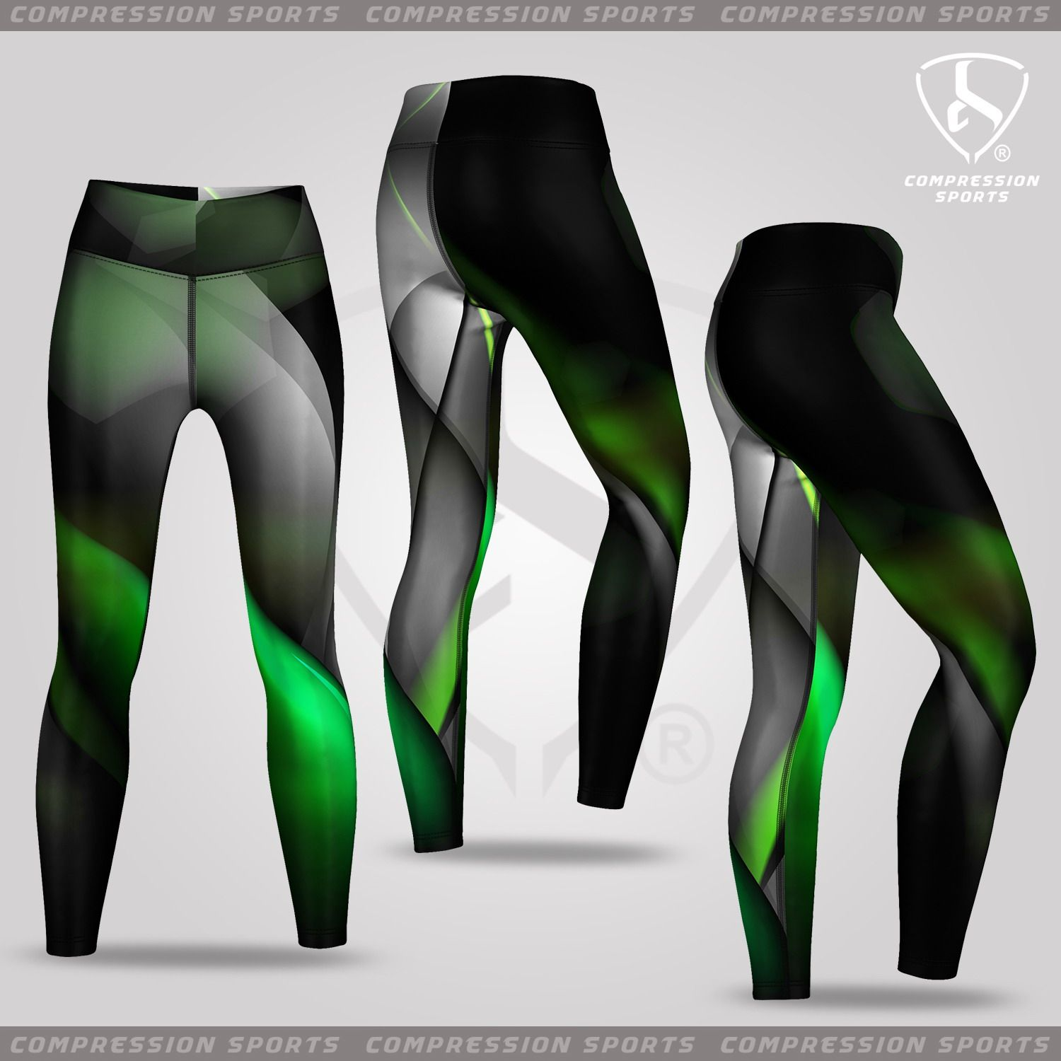 0453ff5d80163 Women fitness legging Made of Sublimation printed Lycra fabric. Flat lock  stitching. Elasticated waist. WE CAN MAKE THIS FITNESS LEGGING WITH YOUR  CUSTOM ...