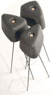 Tom Dixon Felt Floor Lamp 2modern Furniture Lighting Fabric Floor Lamp Floor Lamp Floor Lights