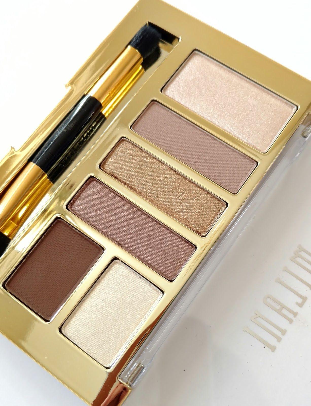 Good Drugstore Eyeshadow Palettes: Milani Everyday Eyes Eyeshadow Palette Review