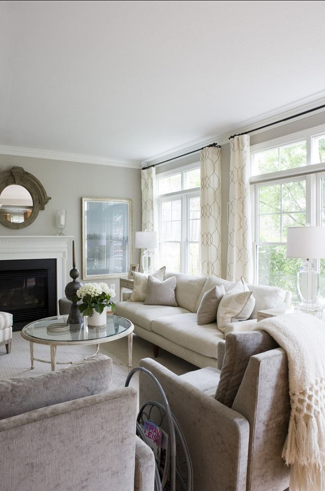 Interior Paint Color Color Palette Ideas Home Bunch An Interior Design Luxury Homes Blog Home Decor Color Palette Living Room Living Room Color #revere #pewter #living #room #ideas