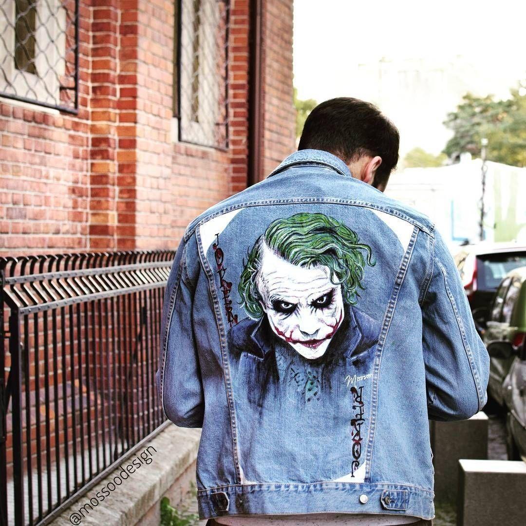 Pin By Lala Depp On Look Book Diy Denim Jacket Painted Denim Jacket Jacket Outfits [ 1080 x 1080 Pixel ]