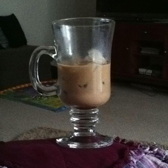Kole's French Press Iced Coffee: In French Press Add
