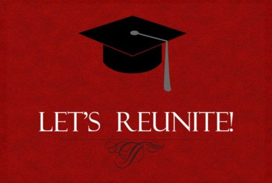 Class Reunion Venue Ideas - 5 Great Places to Reconnect Reunion - class reunion invitation template