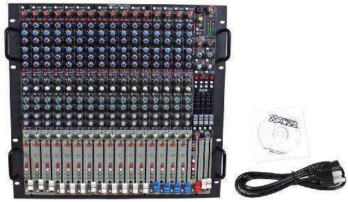 Crest Audio X20r X 20r X Series Live Sound Professional Rack Mount