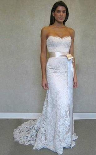 Midland Dress Store Wedding Dresses Lace White Lace Wedding Dress Fit And Flare Wedding Dress