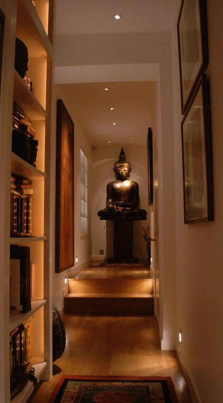 Commercial Basement Stair Lighting: Lighting Design By John Cullen Lighting