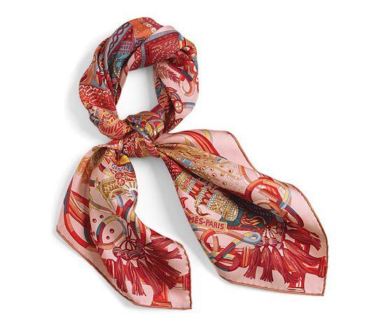hermes au fil du carre looks pinterest silk silk scarves and scarves. Black Bedroom Furniture Sets. Home Design Ideas