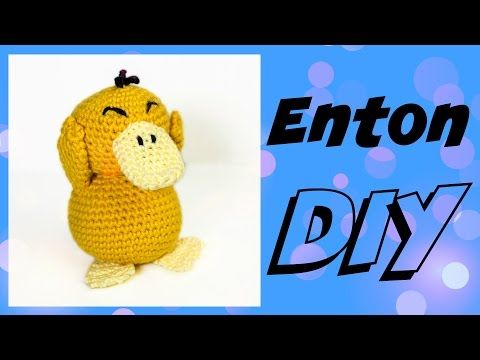 Enton Häkeln Do It Yourself Amigurumi Pokémon Woche Youtube