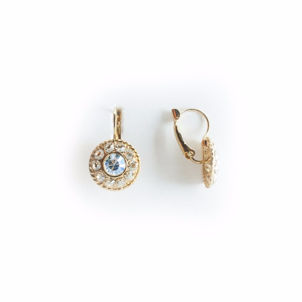 Chanah Lever Back Earring