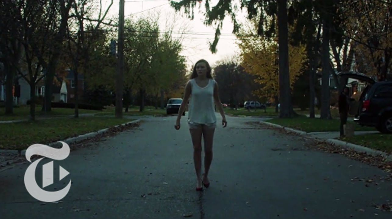 The New York Times: \'It Follows\' | Anatomy of a Scene w/ Director ...