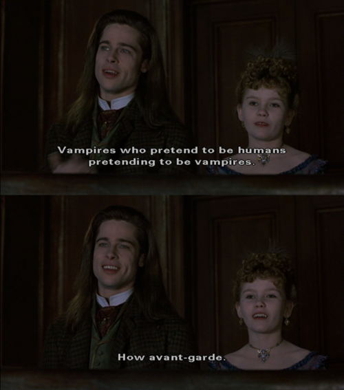 Interview With A Vampire Interview With The Vampire The Vampire Chronicles Movie Lines