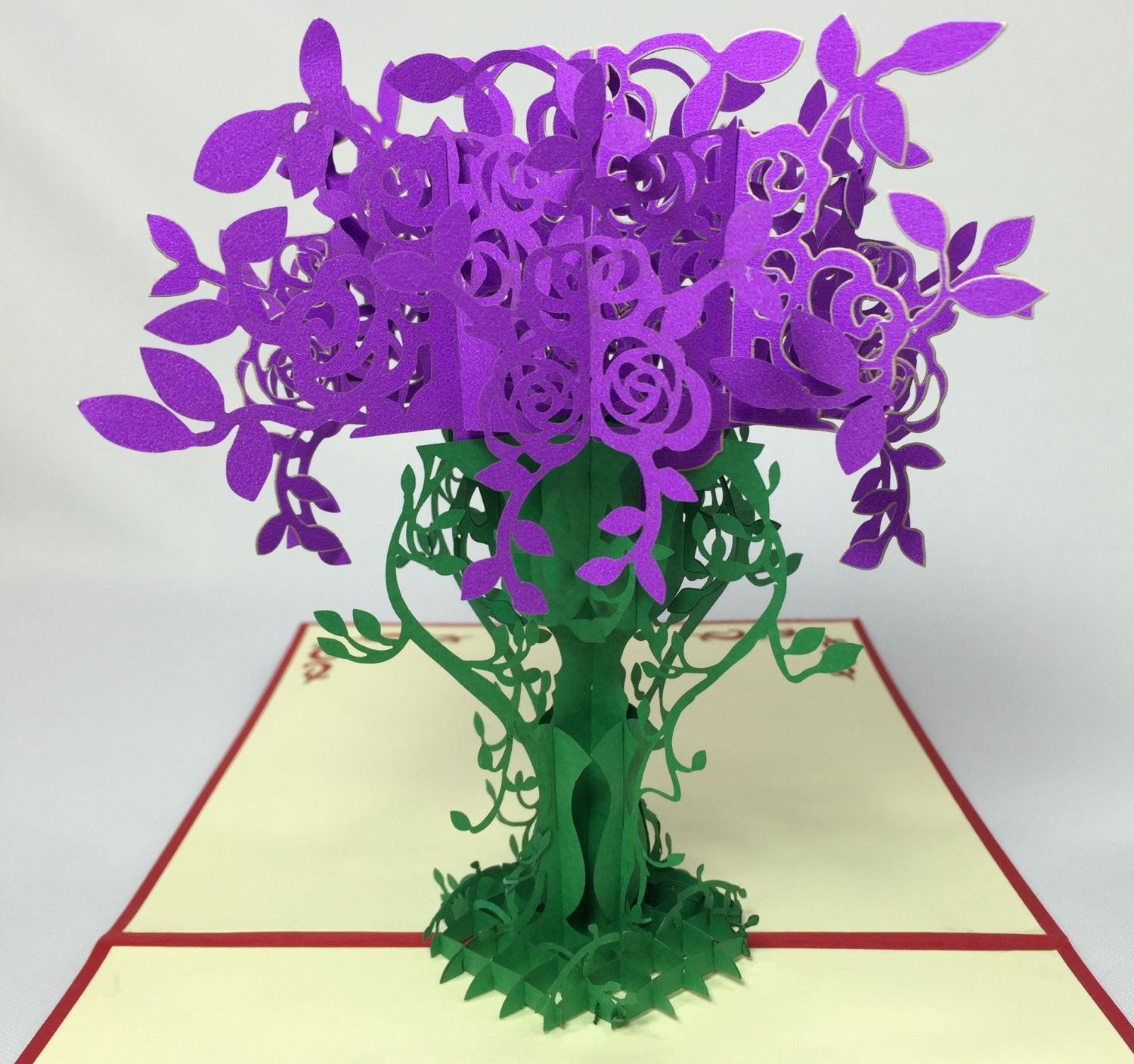 3d roses flower bouquets pop up card 3d handmade card pop up roses flower bouquets pop up card pop up flower card mothers day card thank you card birthday card get well card izmirmasajfo Images