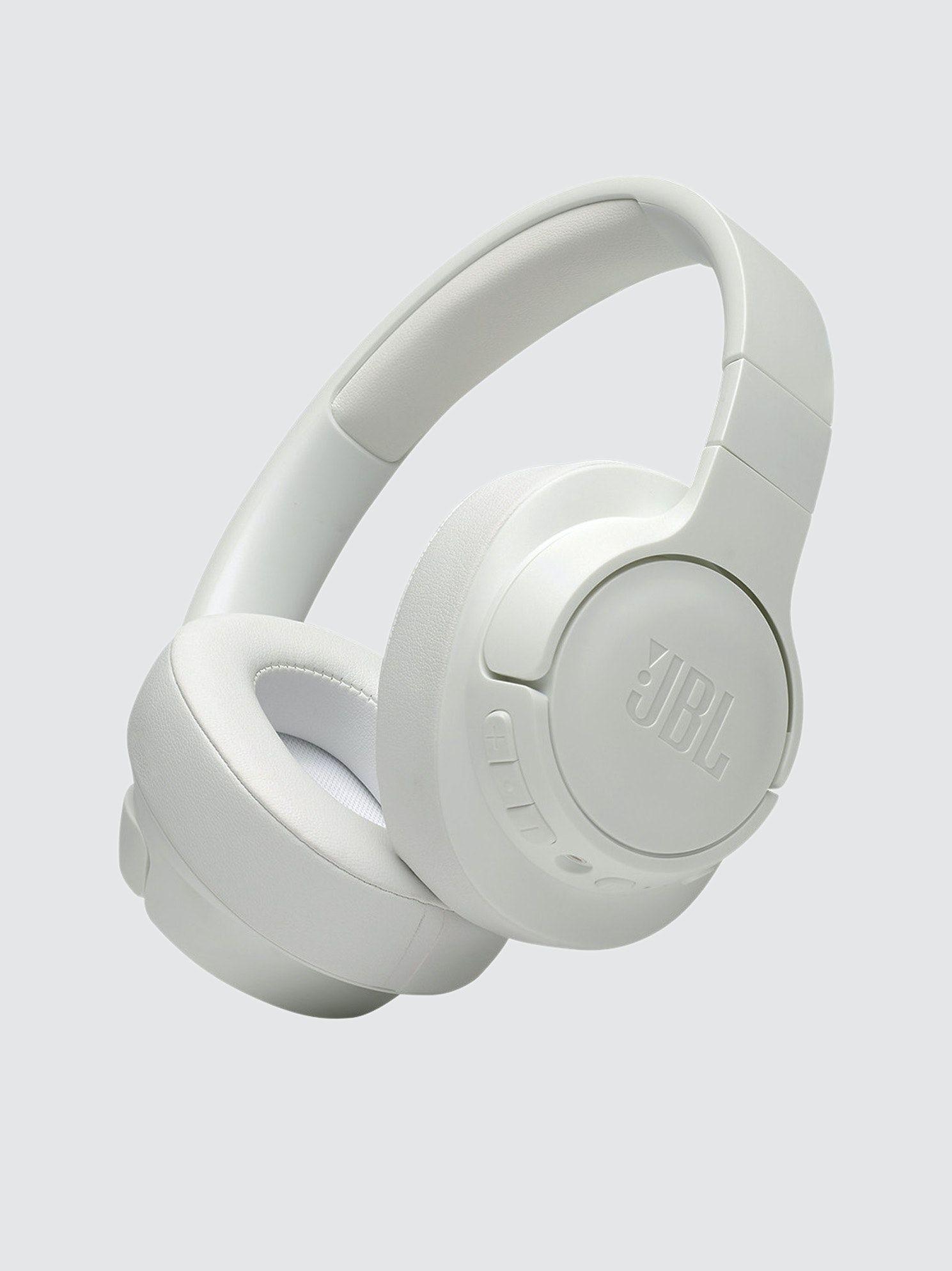 Jbl Tune 750btnc Bluetooth Noise Cancelling Headphones Headphones White Headphones